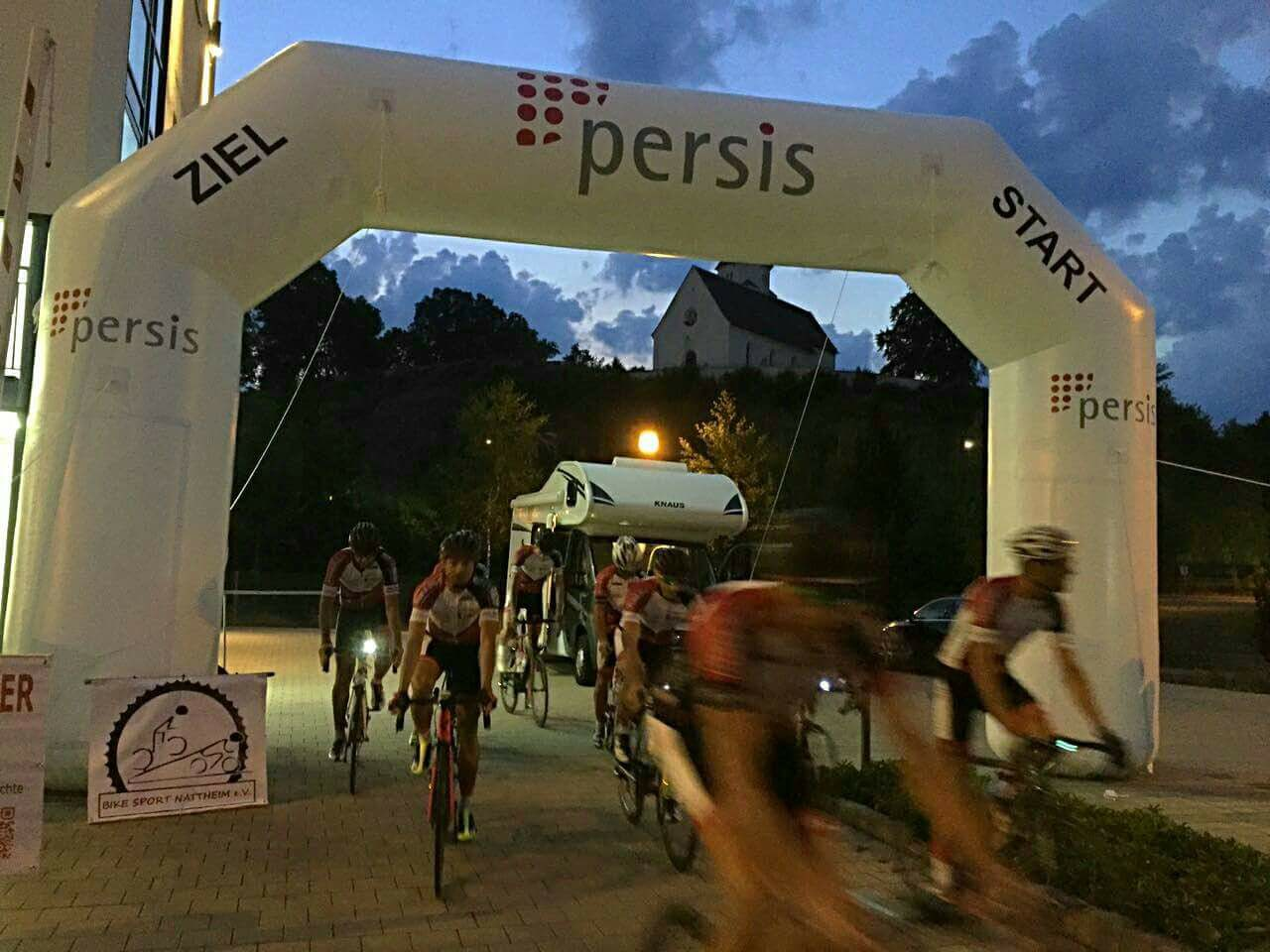 Persis Racing Team Ausfahrt