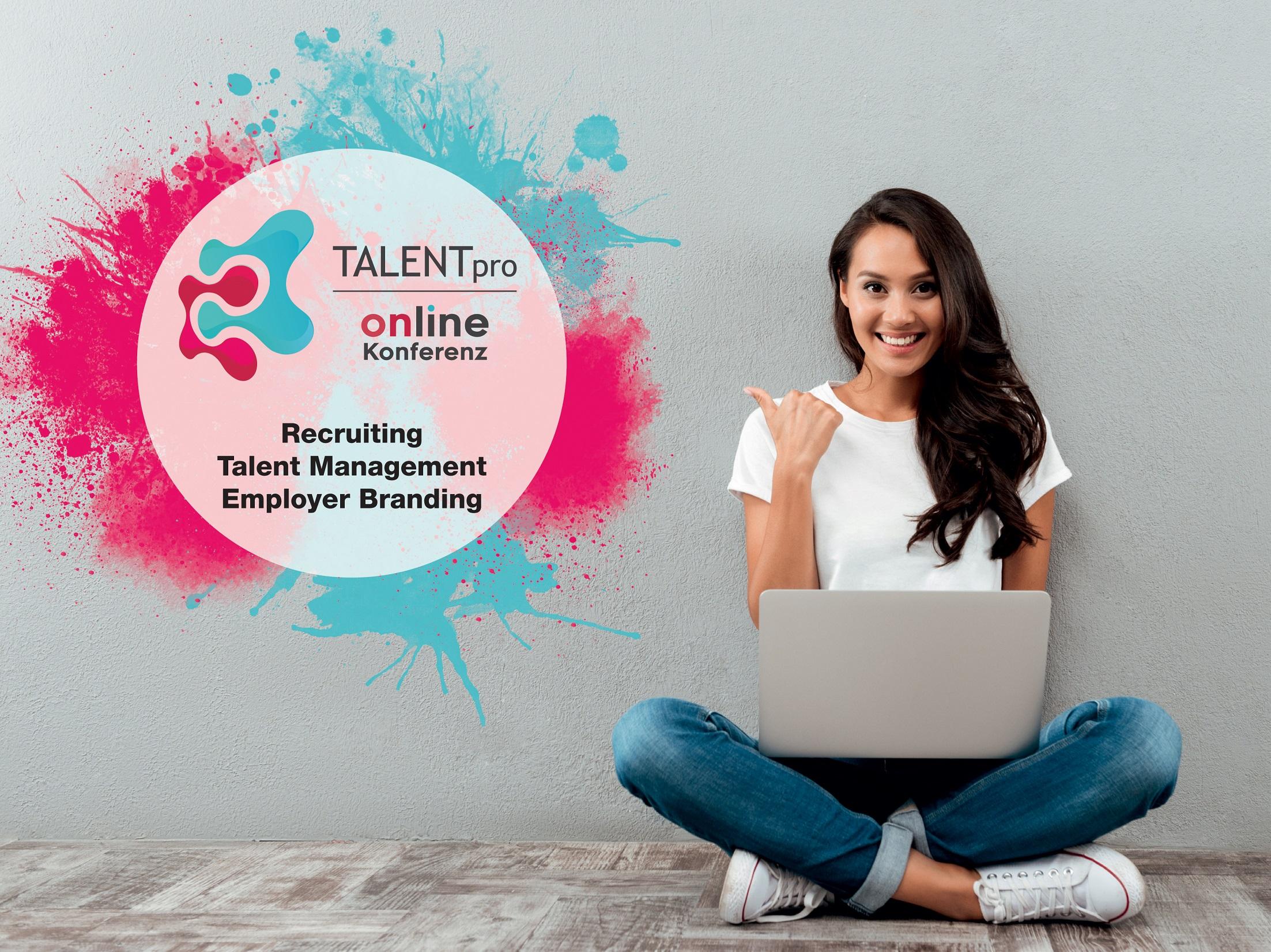 TALENTpro Online Konferenz 2021